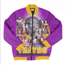 Load image into Gallery viewer, Kobe Bryant's forever sporty jacket
