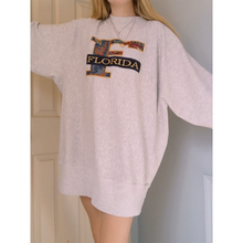 Load image into Gallery viewer, Round neck basic casual long sleeve Sweatshirt