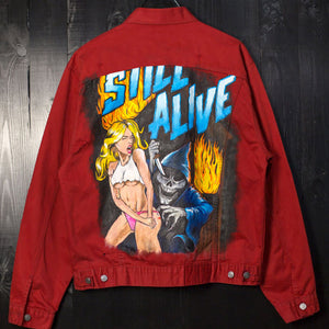 Dangerous Adventure Hand Jacket