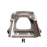 TARGA / ASCENT Stainless Steel Toe Plate & Bar (935)