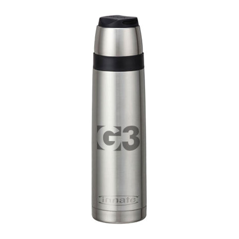 Logo Cha Vacuum Bottle