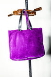 B15 TOTE W/TOP ZIPPER & INTERIOR POCKET