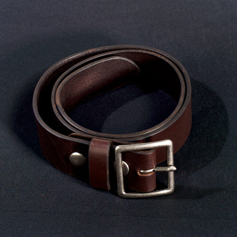 """SQUARE"" BUCKLE BELT"