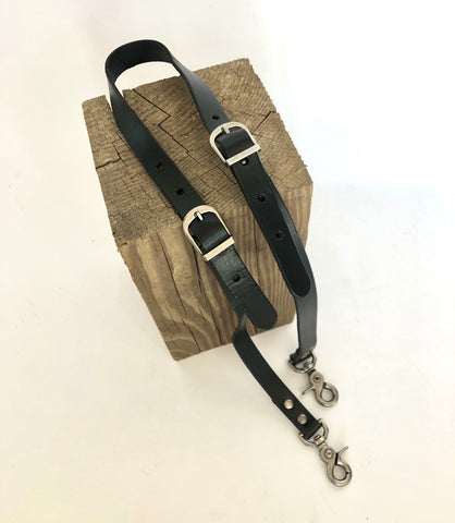 Strap- double buckle