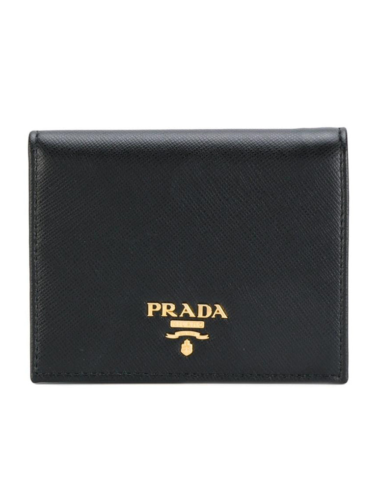 Small Saffiano Leather Wallet