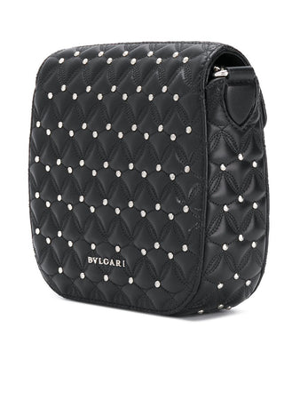 Divas' Dream Quilted Crossbody Bag