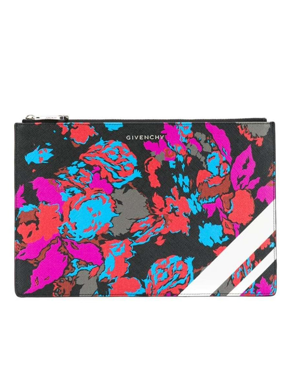 Iconic Floral Clutch Bag