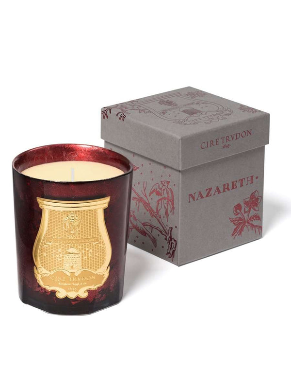 Nazareth Candle - Red - Noel 270g