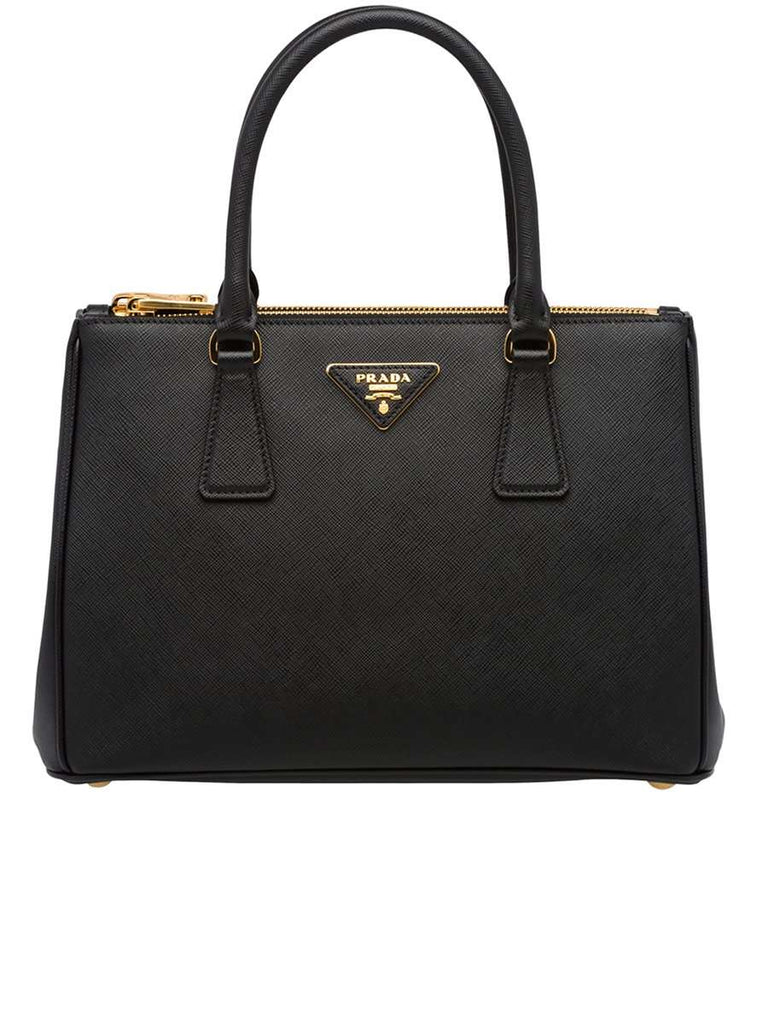Small Saffiano Leather Galleria Bag