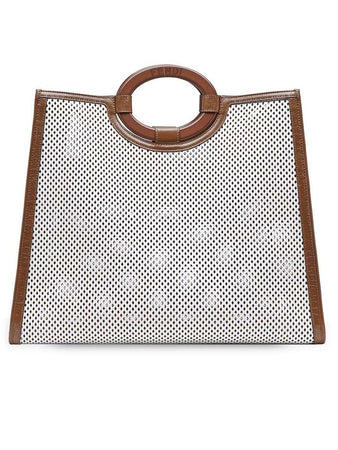 Runaway Medium Shopper Tote back