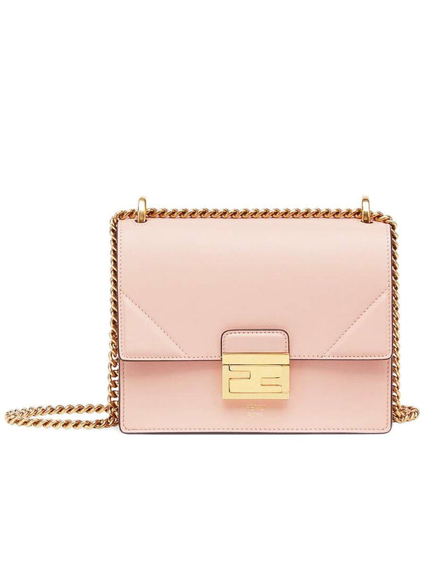 Kan U Small Shoulder Bag pink