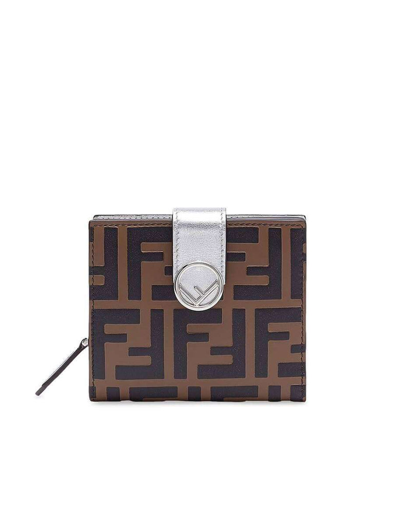 Compact F is Fendi Wallet