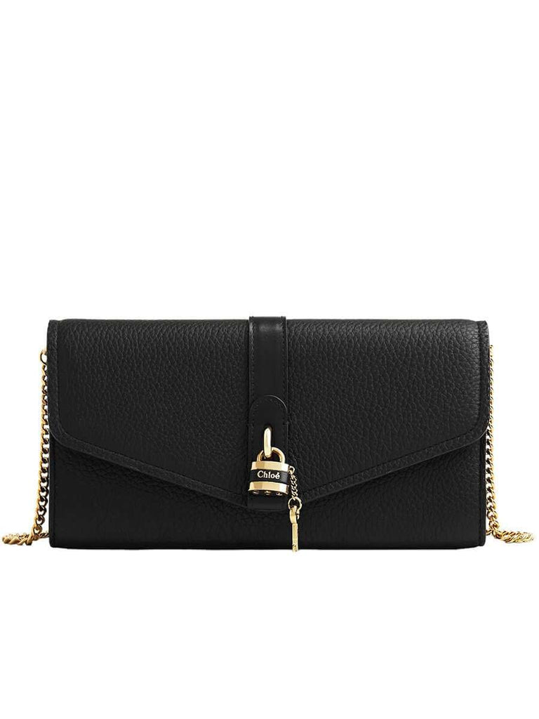 Aby Wallet on Chain black front