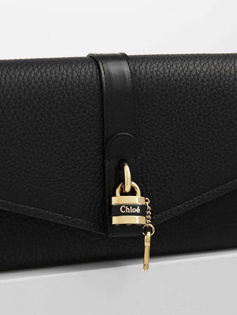 Aby Wallet on Chain black side
