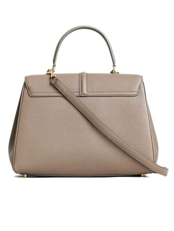Medium 16 Bag in Pebble Grained Calfskin back