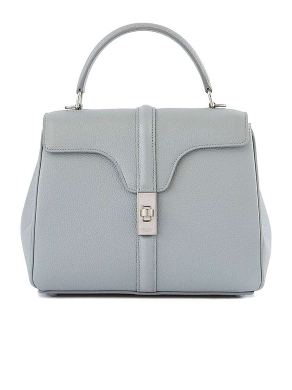 Small 16 Bag in Mineral Grained Calfskin