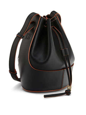Small Balloon Bag in Nappa Calfskin