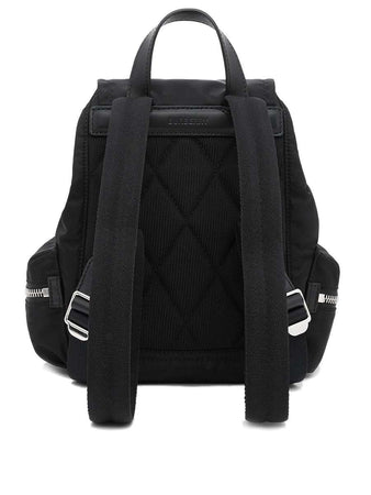 The Small Rucksack in Logo Print ECONYL®