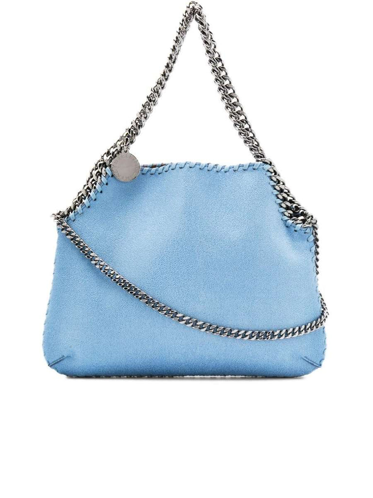 Falabella Shoulder Bag in Light Blue