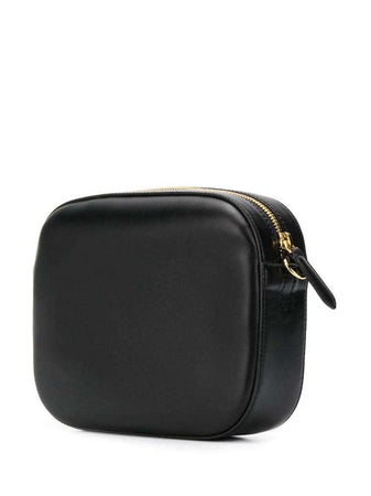 Stella Logo Mini Camera Bag in Black