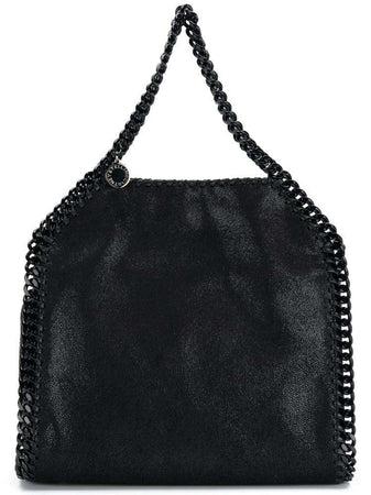 Falabella Mini Tote in Black