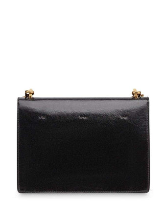 Kan U Medium Shoulder Bag in Black