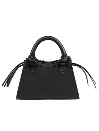 Neo Classic Mini Top Handle Bag Black