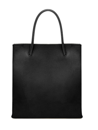 Shopping XXS North South Tote Bag in Black