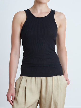 Alicudi Ribbed Tank