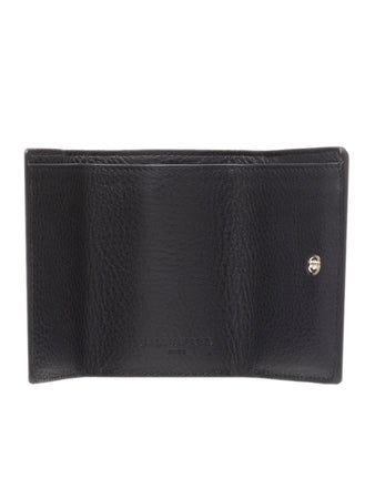 Papier Mini Wallet in Black