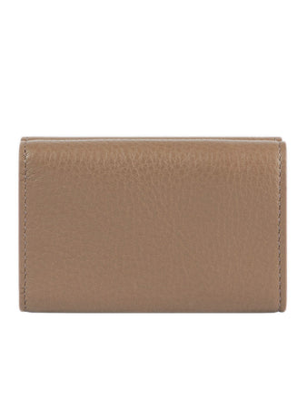 Papier Mini Wallet in Brown