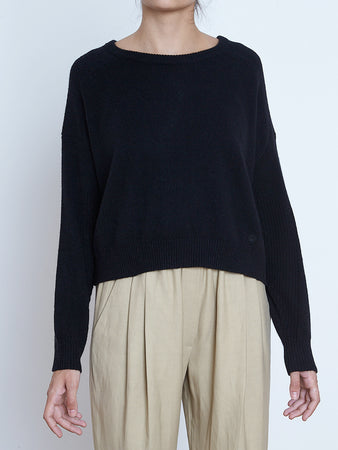 Bisentina Boat Neck Sweater