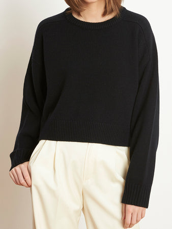 Bruzzi Cashmere Round Neck Sweater