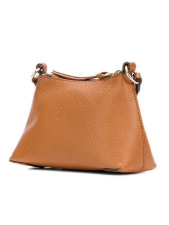 Mini Joan Crossbody Bag Caramello