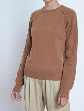 Levanzo Classic Round Neck Sweater