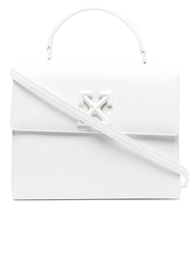 2.8 Jitney Tote Bag in White