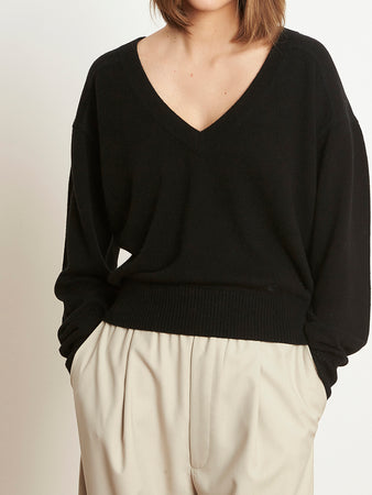 Piana Cashmere V-neck Sweater