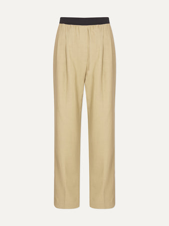 Takaroa Pleated Pants