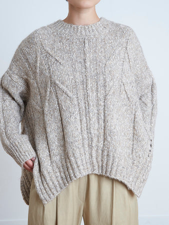 Tavolara Oversized Sweater