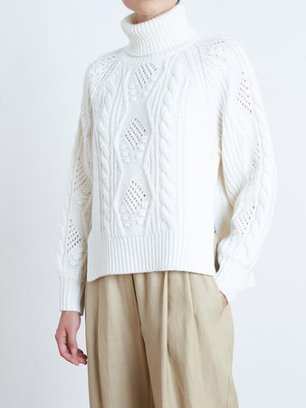 Ventotene Turtleneck Sweater