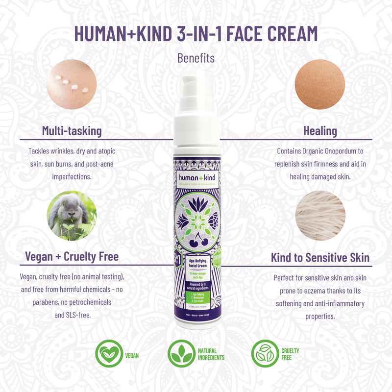 Age Defying 3 in 1 Cream