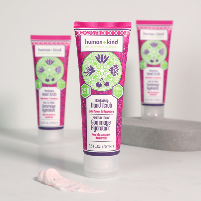 Hand Scrub Elderflower 2.5Fl Oz. (our new FabFitFun favorite)