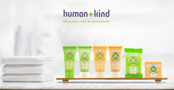 human+kind skincare with a conscience