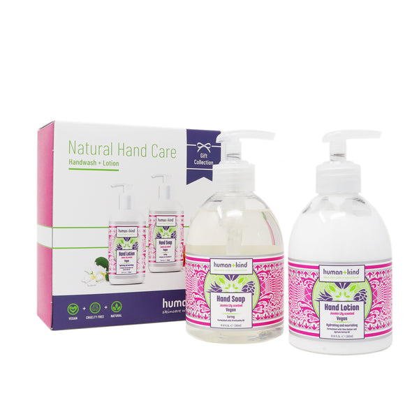 Hand Soap + Hand Lotion DUO gift set