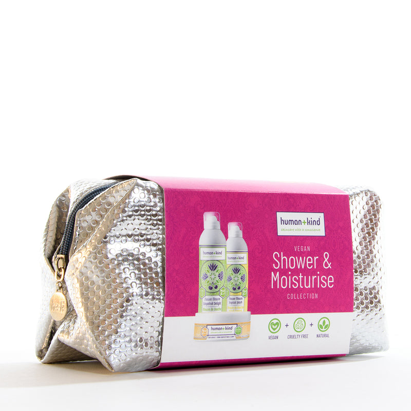 Body Care – Shower and Moisturise gift set