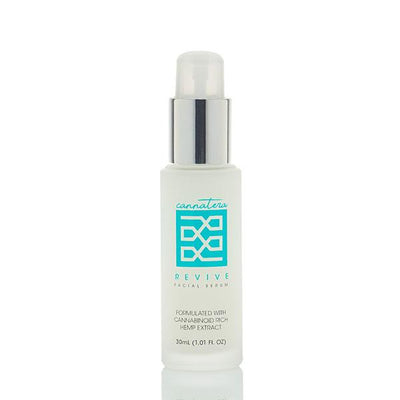 Cannatera REVIVE Anti-Aging Facial Serum - Reef CBD