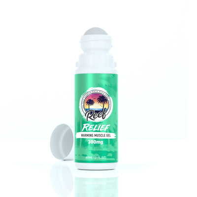 Reef Relief CBD Warming Muscle Gel