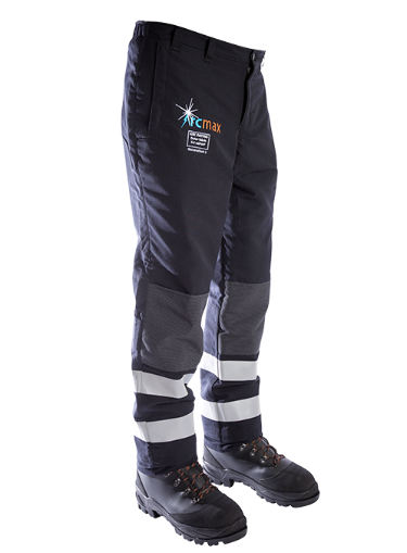 Arcmax Premium Fire Resistant Chainsaw Trousers