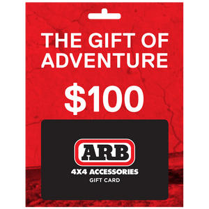 Physical ARB Gift Card - $100