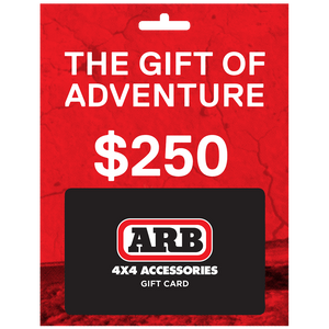 Physical ARB Gift Card - $250